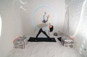 Йога практики в солни стаи